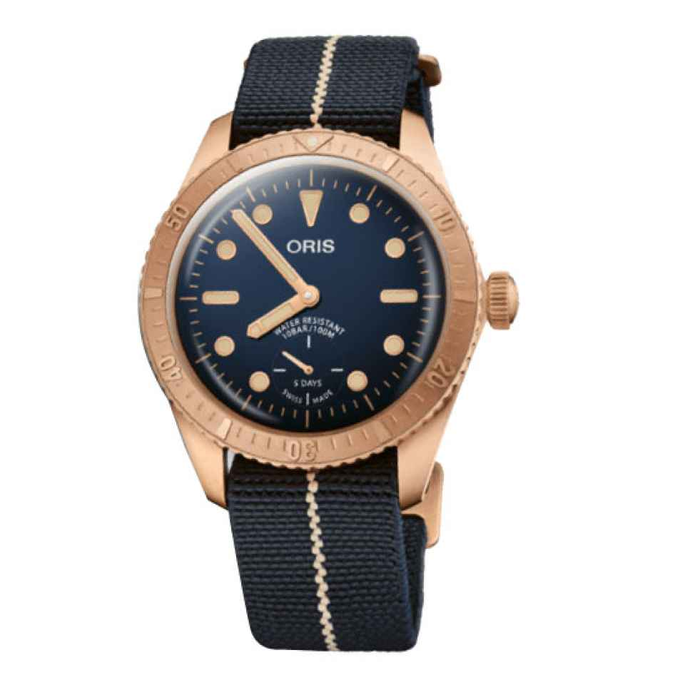 ORIS - OROLOGIO CARL BRASHEAR CALIBRE 401 LIMITED EDITION
