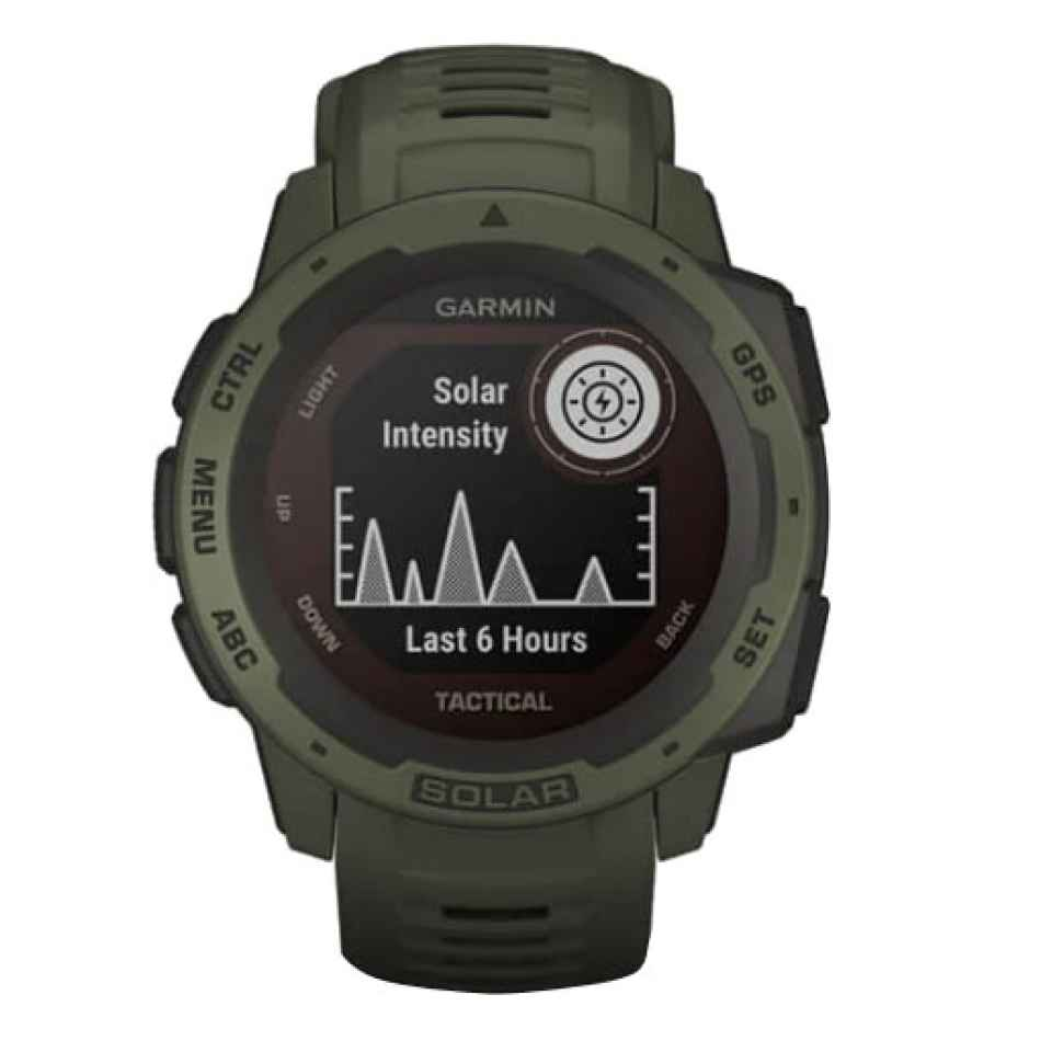 GARMIN - OROLOGIO INSTINCT SOLAR TACTICAL EDITION