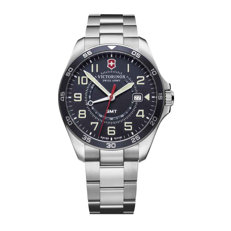 VICTORINOX - OROLOGIO FIELDFORCE GMT