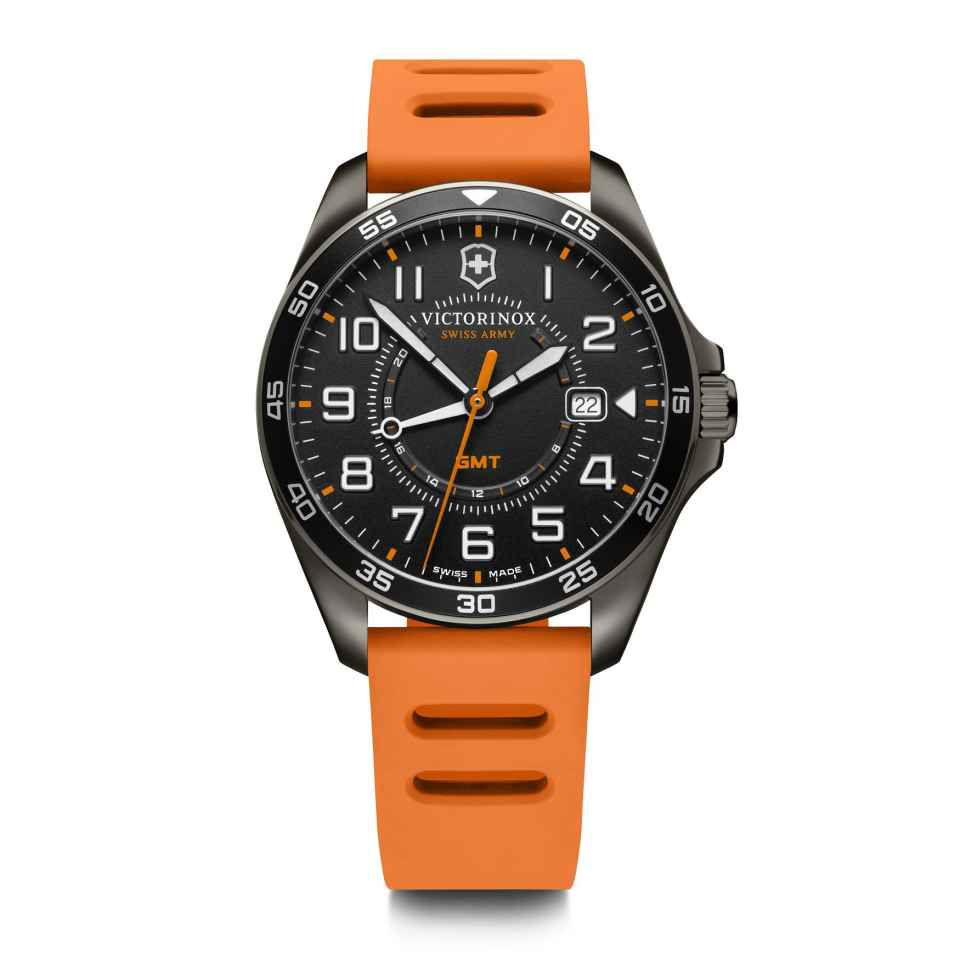 VICTORINOX - OROLOGIO FIELDFORCE SPORT GMT