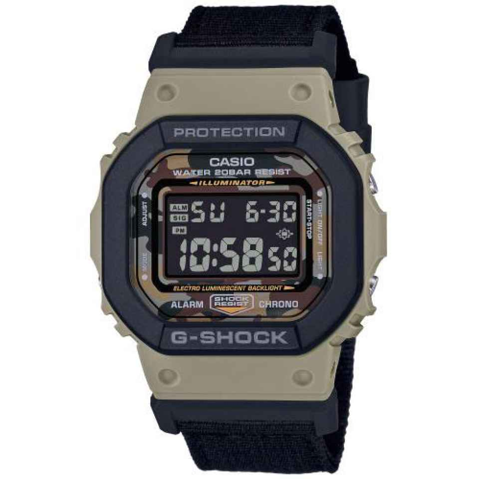 CASIO - OROLOGIO G-SHOCK 5610