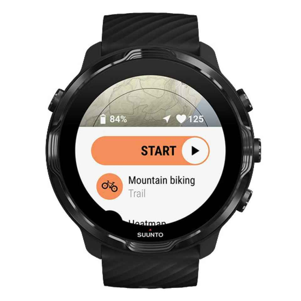 SUUNTO - OROLOGIO 7 ALL BLACK