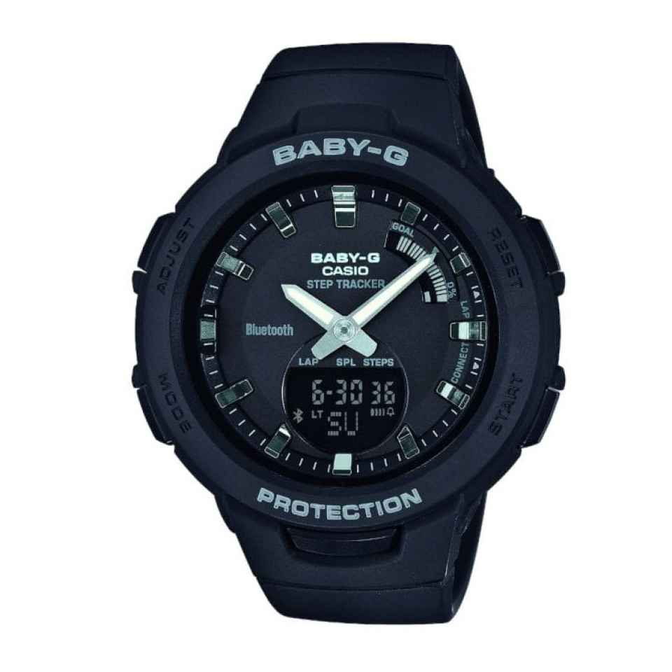 CASIO - OROLOGIO BABY G TOTAL BLACK