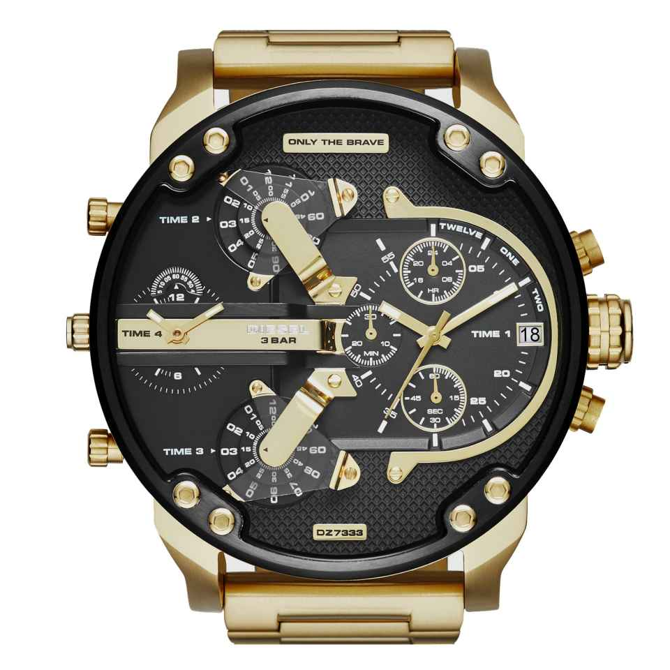 DIESEL - OROLOGIO MR.DADDY 2.0