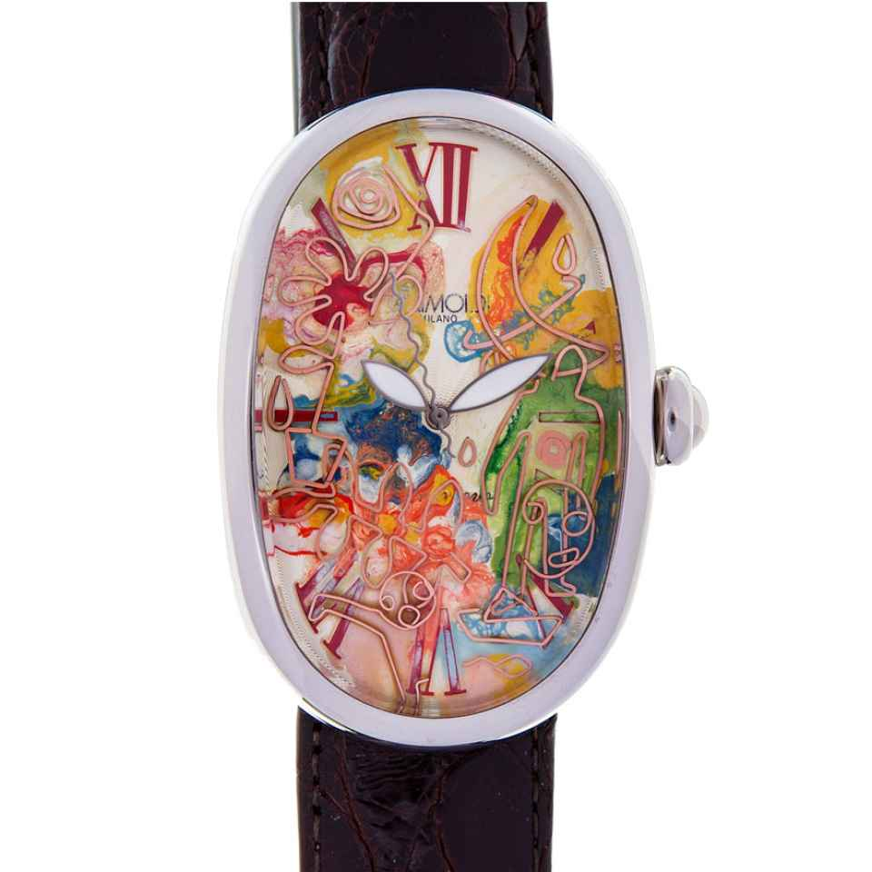 ELIA ART - OROLOGIO SMALL WORLD 30/17