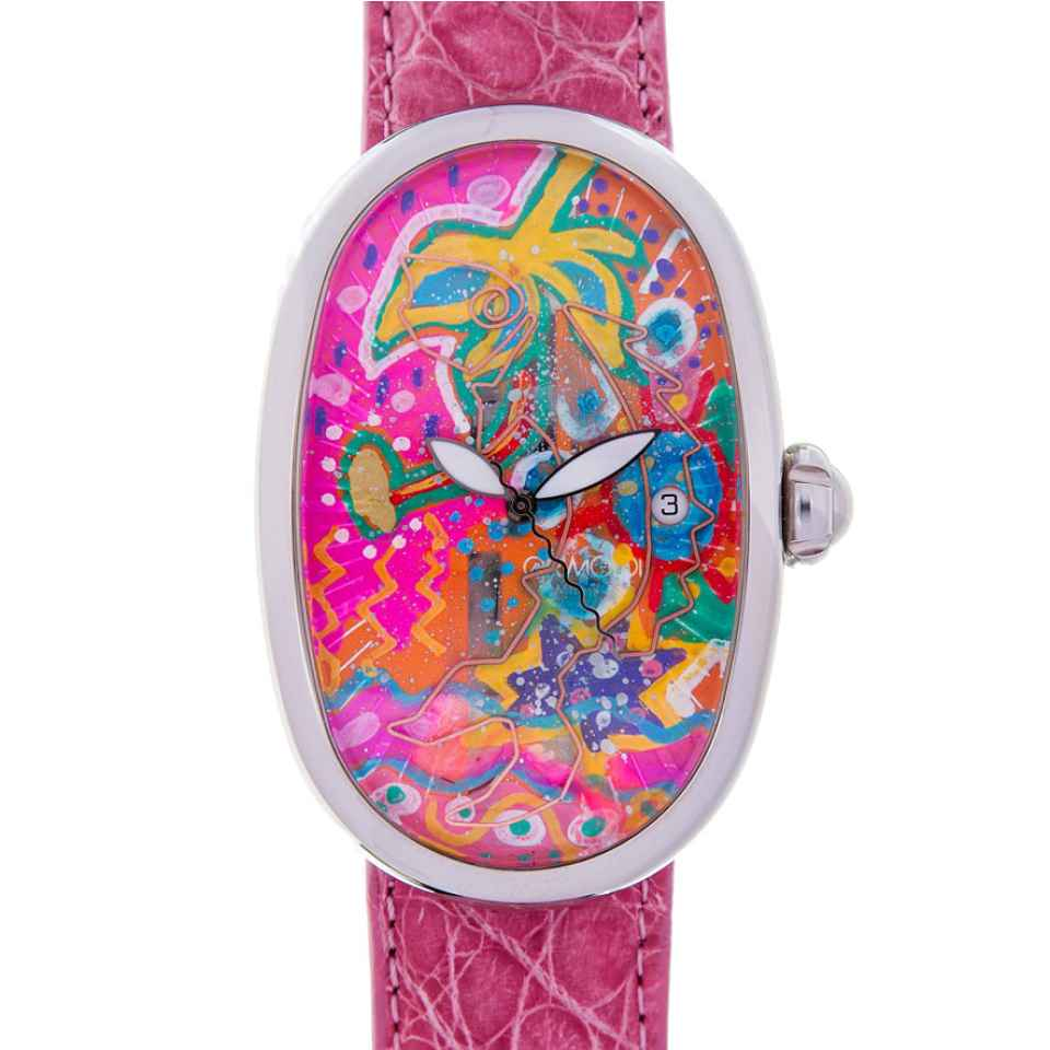 ELIA ART - OROLOGIO SMALL WORLD 41/17