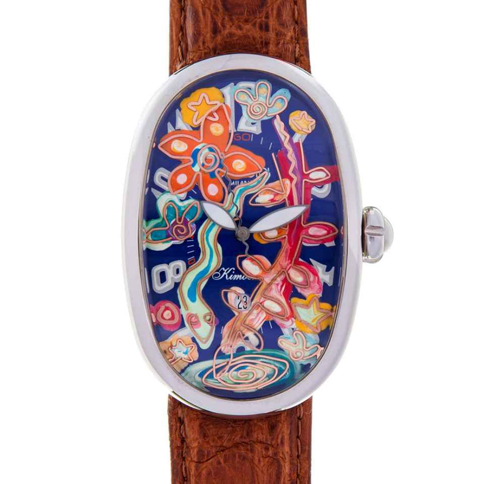 ELIA ART - OROLOGIO SMALL WORLD 42/17