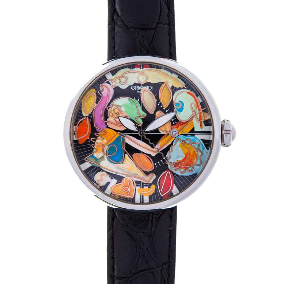 ELIA ART - OROLOGIO SMALL WORLD 48/17