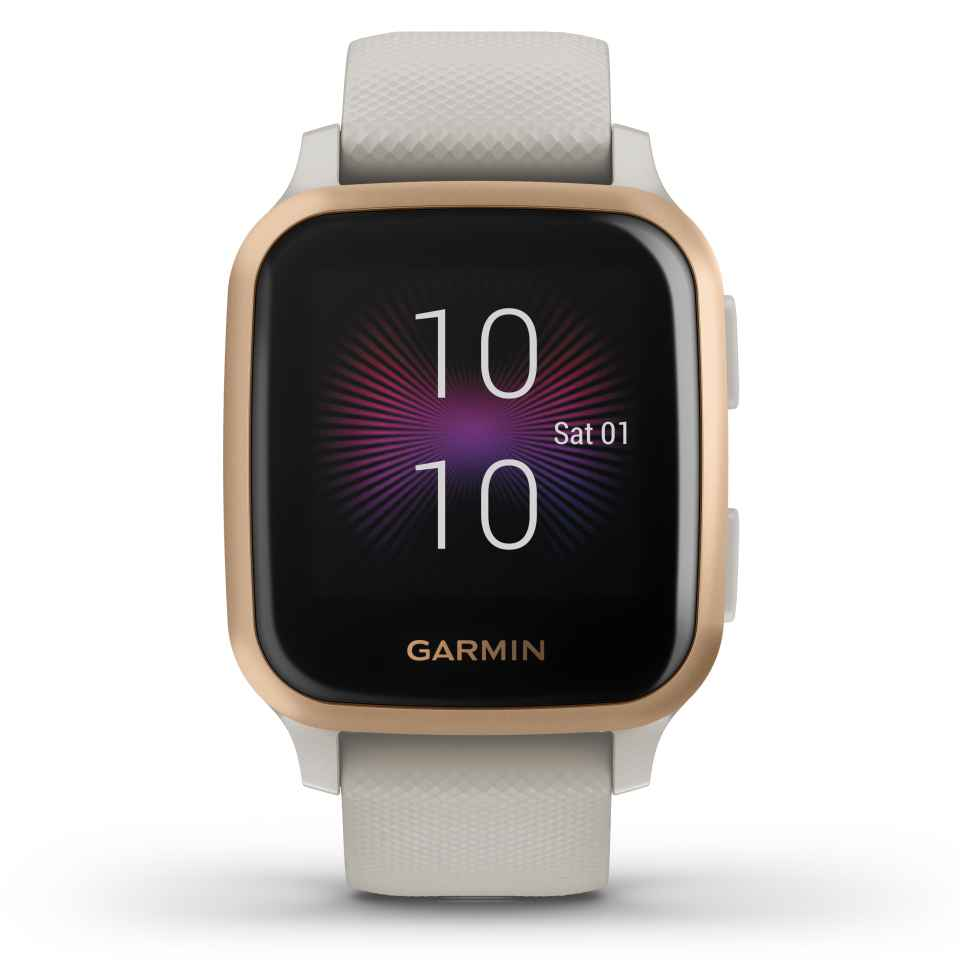 GARMIN - OROLOGIO VENU SQ MUSIC EDITION LIGHT SAND