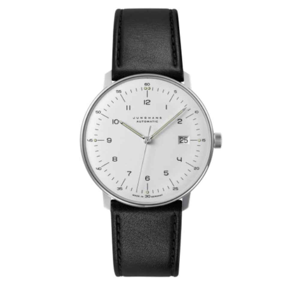 JUNGHANS - MAX BILL AUTOMATIC BIANCO