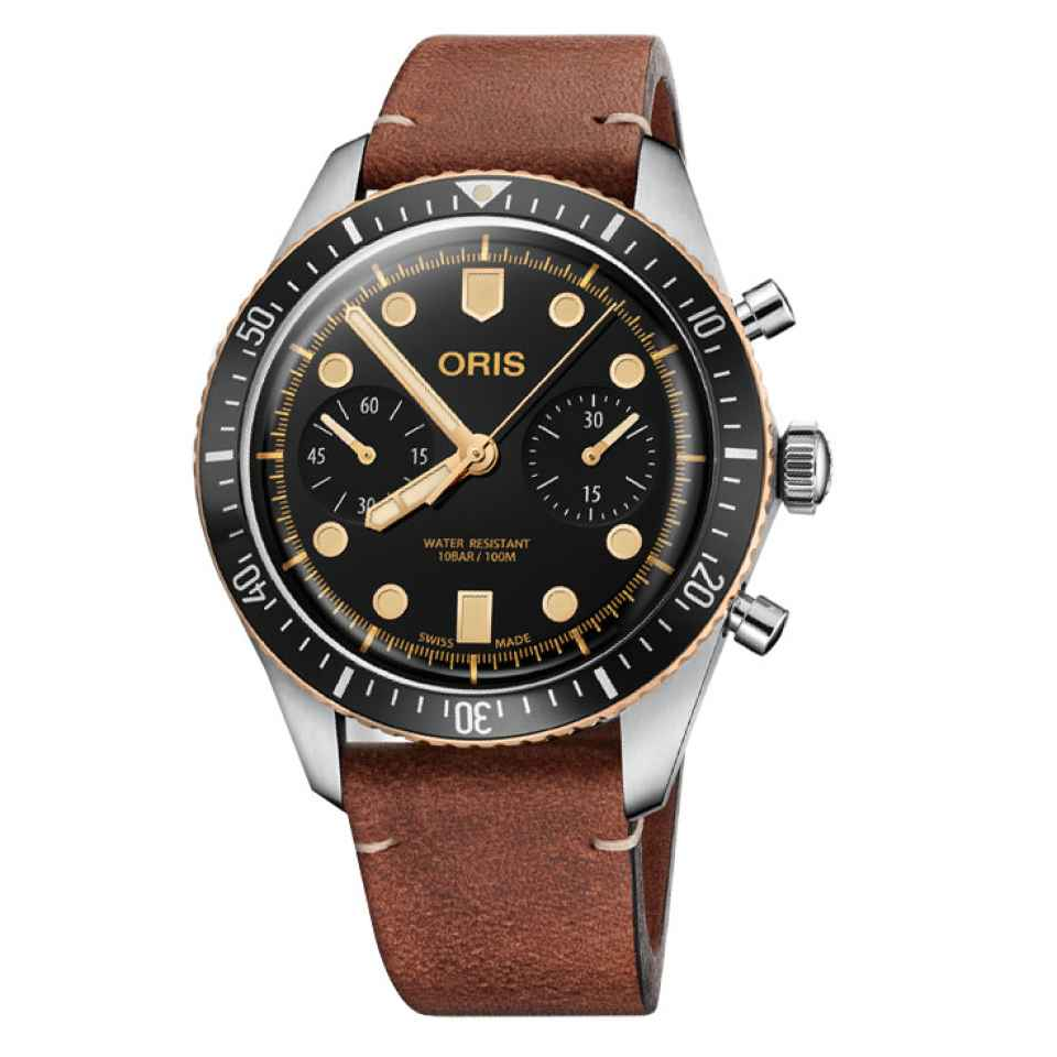ORIS - DIVERS SIXTY-FIVE CHRONOGRAPH