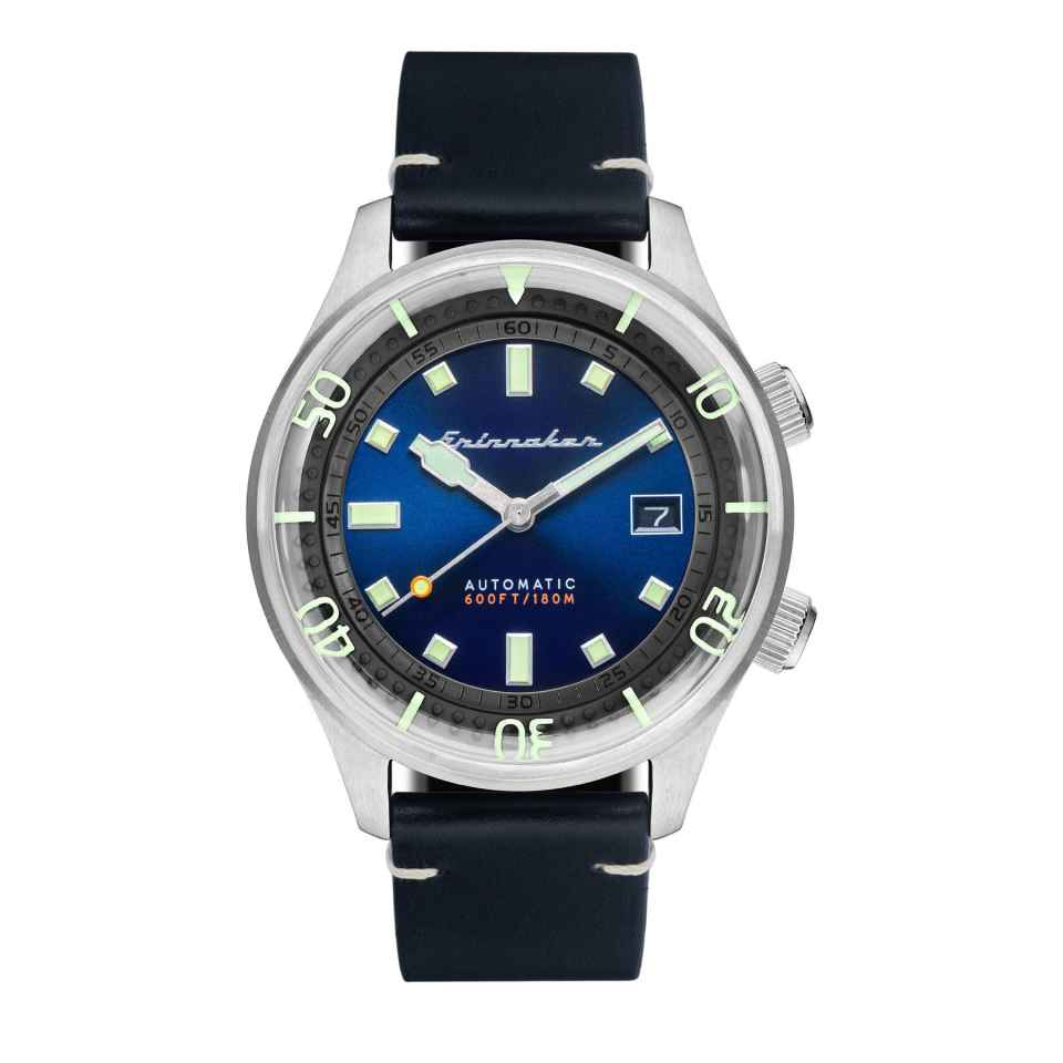 SPINNAKER - OROLOGIO BRADNER ATLANTIC BLUE